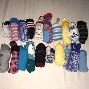 20 Pairs of Random Socks